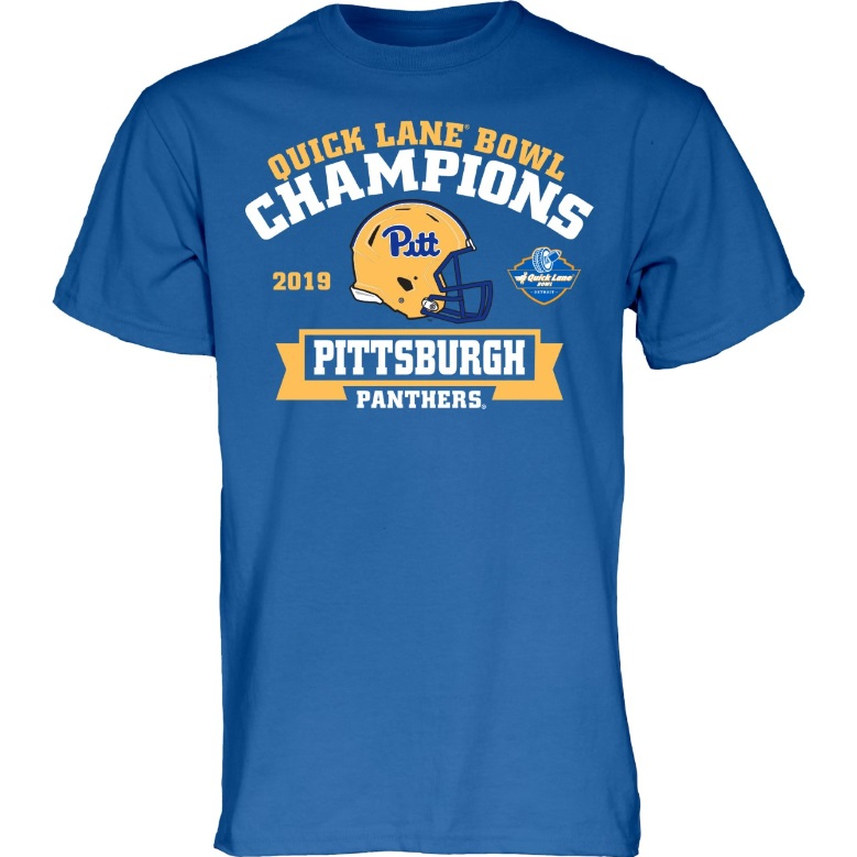 Image For x Clearance Quick Lane Bowl 2019 Champions Tshirt