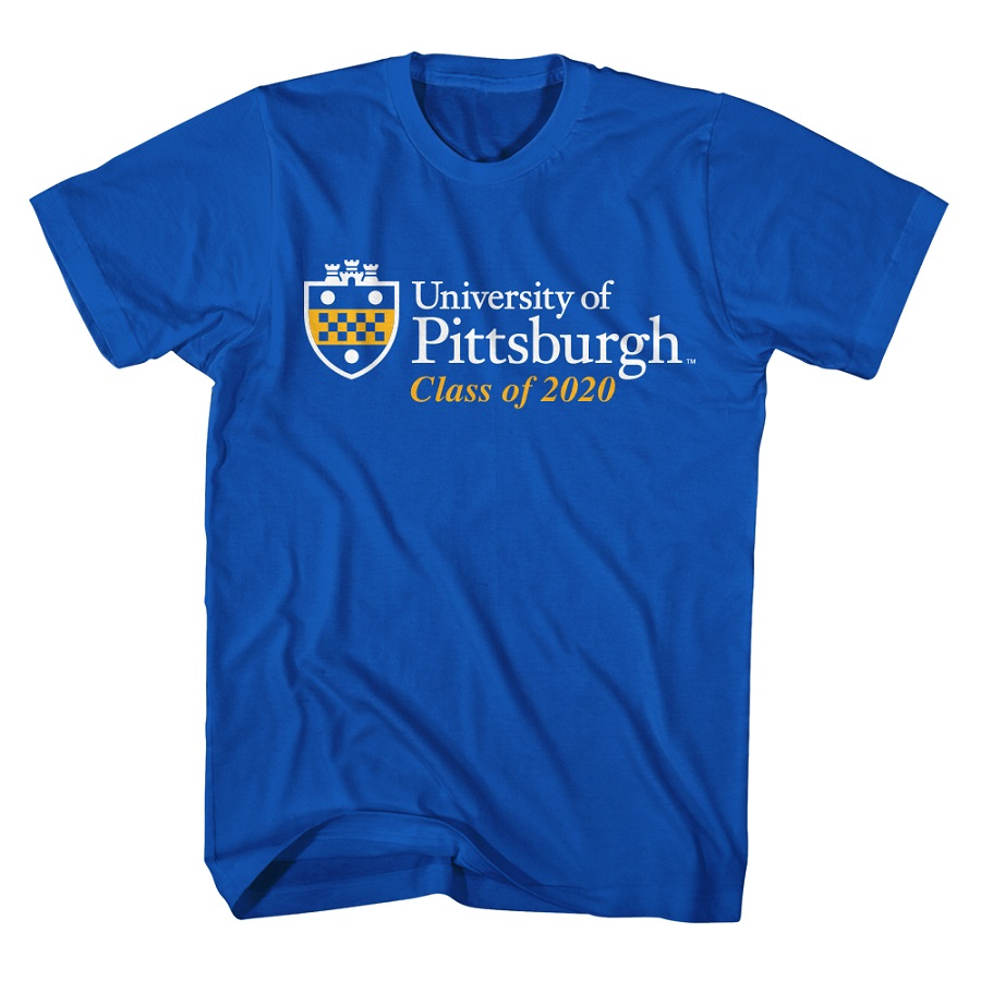 Image For 2020 Pitt Graduation T-Shirt